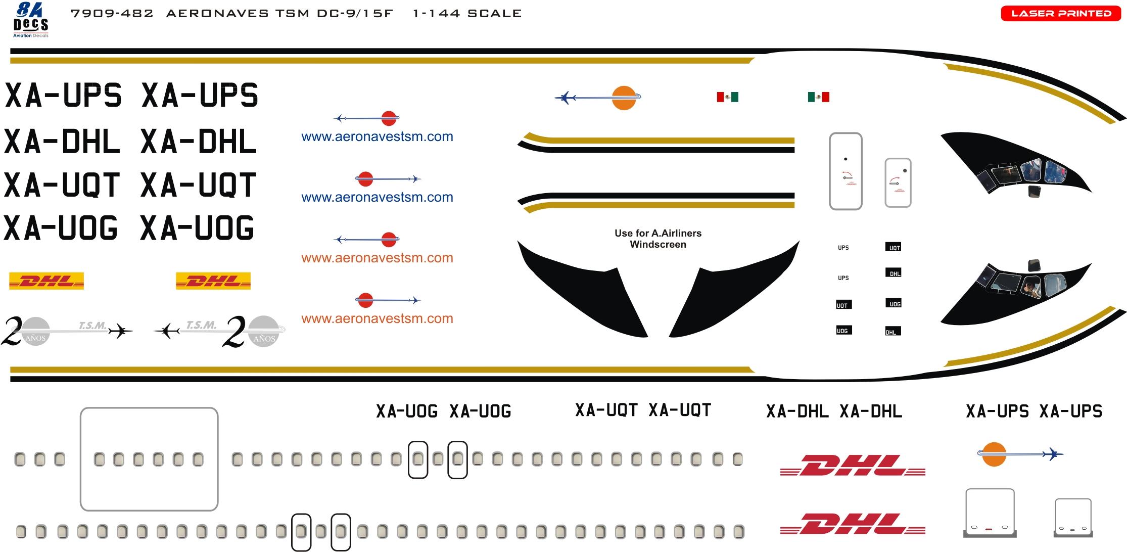 8aDecs :: Aviation Decals
